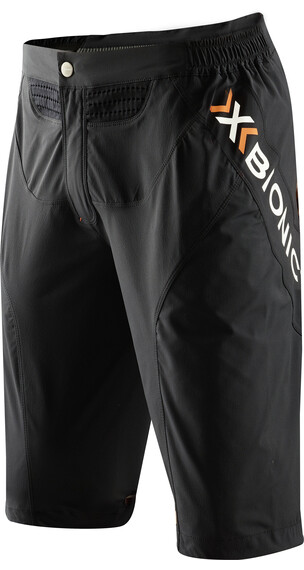 X-Bionic Mountain Bike fietsbroek kort zwart